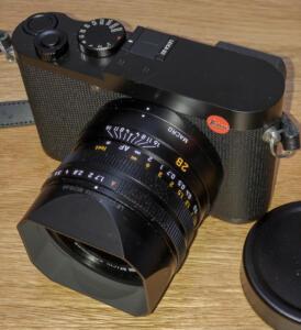 Leica Q2ファームウェア Version 3.1