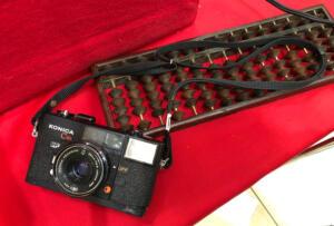 過去、使って来たカメラ達その1