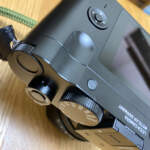 LeicaQ2お気に入りポイント(窪み)