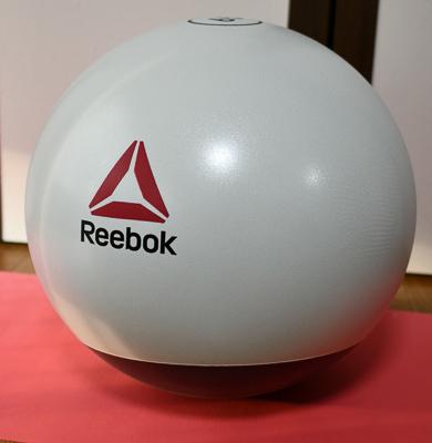 リーボックバランスボール
