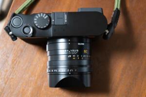 Leica Q2金属感が堪らない