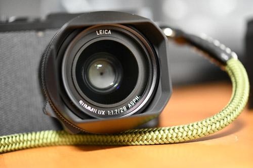 Leica Filter UVa II, E49, black 13035