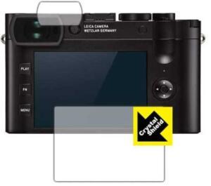 PDA工房 ライカQ2 Crystal Shield 保護 フィルム 光沢 日本製