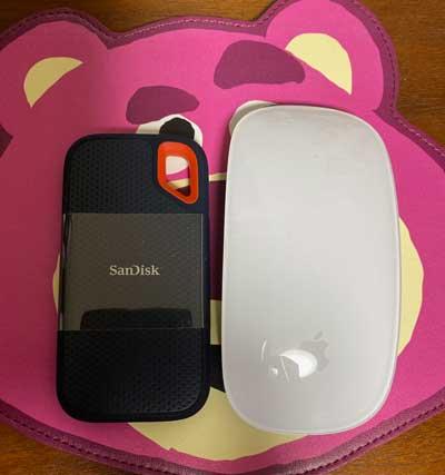 SanDisk PortableSSD 2TB