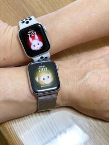 Apple WatchとApple Musicの組み合わせ