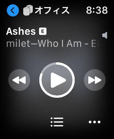 Apple WatchとApple Music