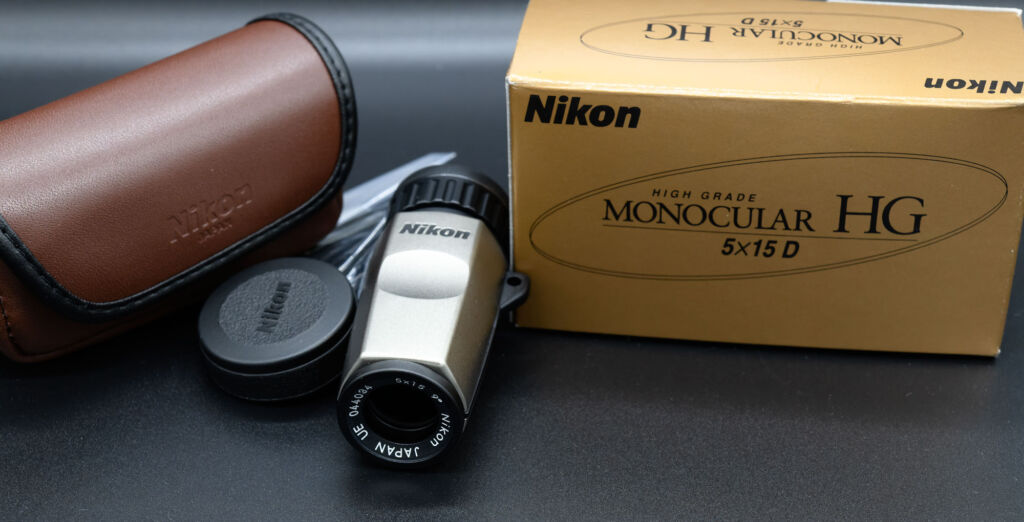 Nikon モノキュラー5倍